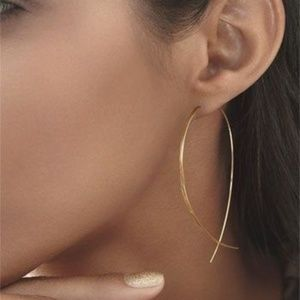 Jewelry - Fashion Earrings Art Bronze Fish Shaped Earrings